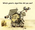 Link to 'Which genetic algorithm did you use?'