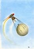 Link to 'The first, and last, rocket propelled balloon flight'