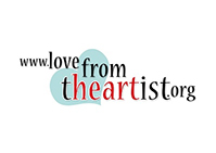 Love from the artist logo